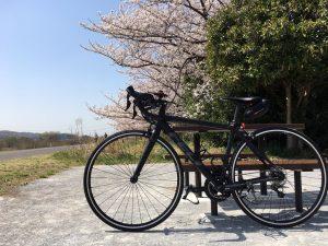子供の頃から走っていた多摩川サイクリングロード(通称タマサイ)にて。(2018年/撮影=bg)
